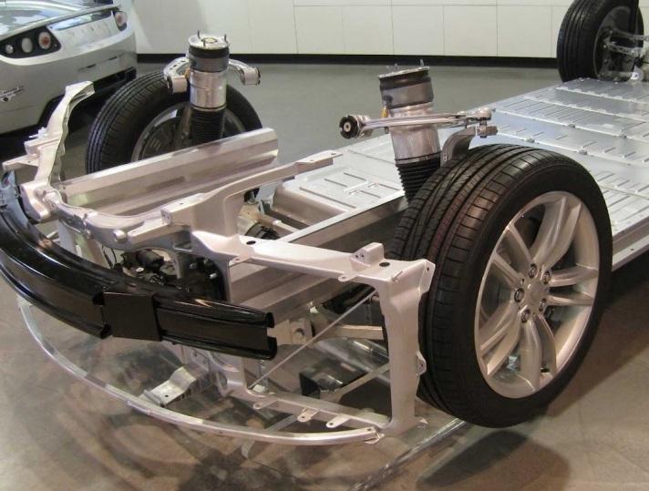 Tesla готує два нових типи електромобілів