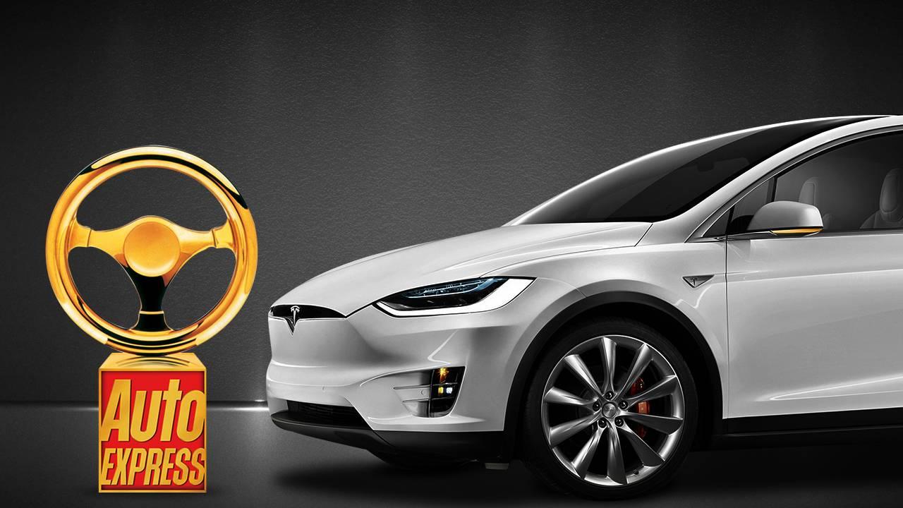 «Золоте кермо» 2016: серед переможців - електричний кросовер Tesla Model X