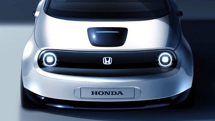 Honda привезе в Женеву прототип електричного міського автомобіля