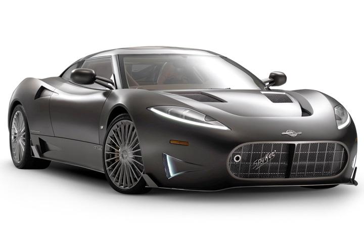 Spyker відмовився від електричних суперкарів