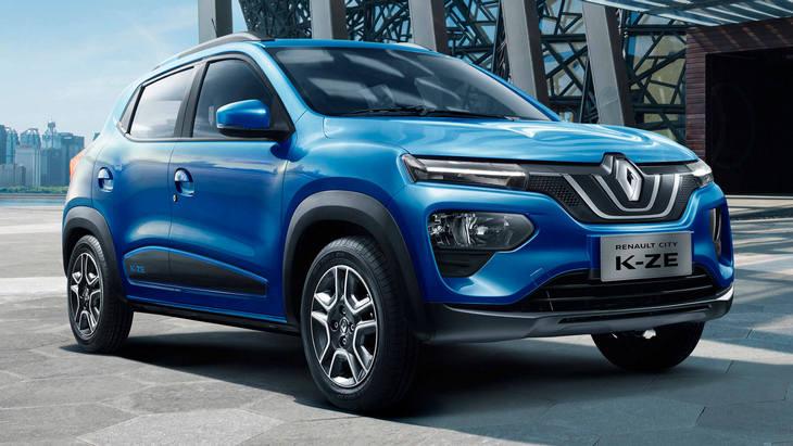 Renault City K-ZE: новий електричний кросовер