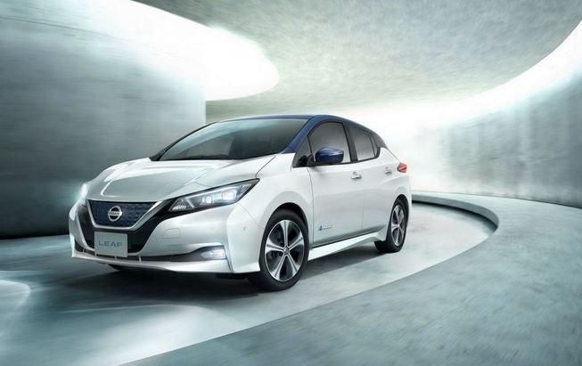 Новий Nissan Leaf 2019 отримав потужну акумуляторну батарею