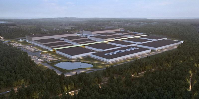 VOLKSWAGEN та BMW інвестують у  найкрупніший завод літій-іонних акумуляторів