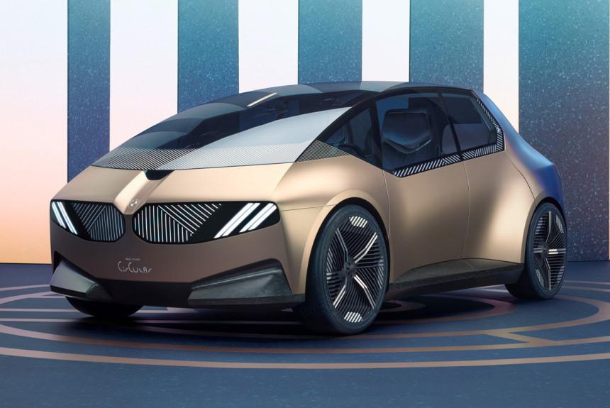 Концепція BMW i Vision Circular: компактний автомобіль в умовах кругової економіки