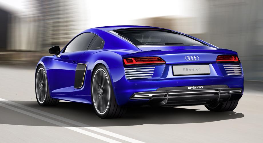 Супер-електромобіль Audi R8 e-tron знято з виробництва