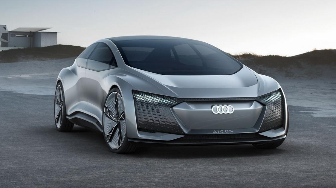 Audi оснастила свій новий концепт автопілотом (ФОТО, ВІДЕО)