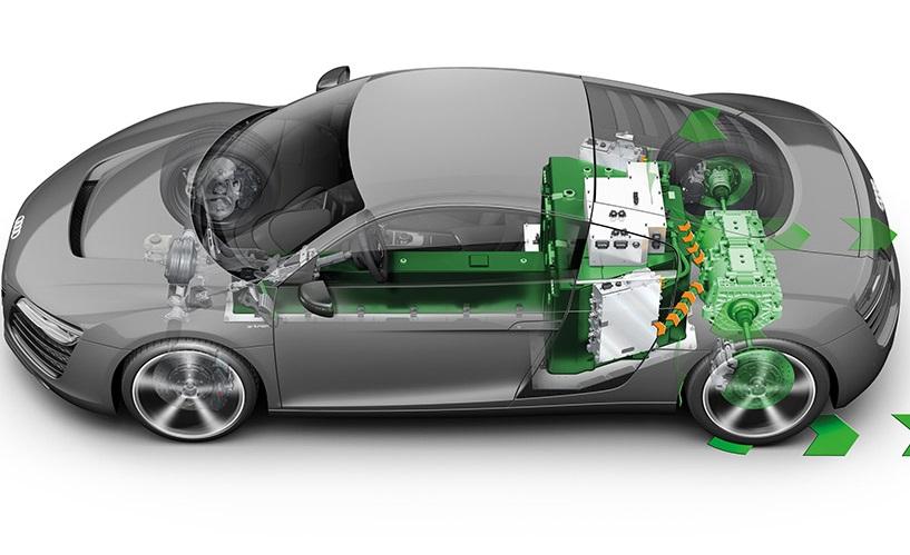 Audi: по електромобілю – щороку