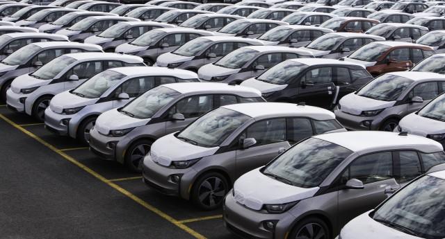 Український ринок електромобілів зріс на 53%