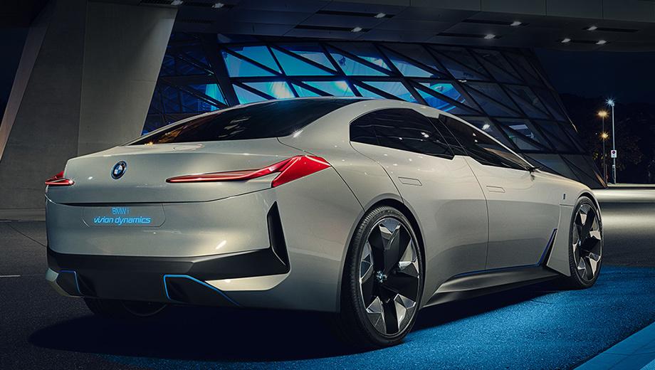 Електромобілі BMW будуть побудовані на новій модульній платформі