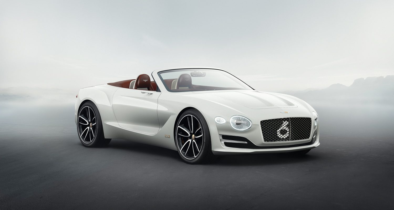 У Женеві дебютував Bentley EXP12 Speed 6e - електричний концепт родстера