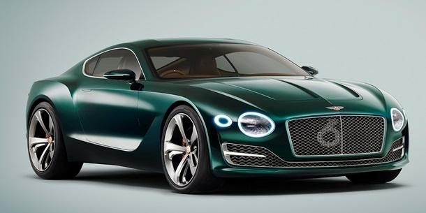 Bentley готує свій перший електромобіль
