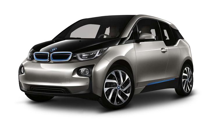 BMW i3 (БМВ і3)