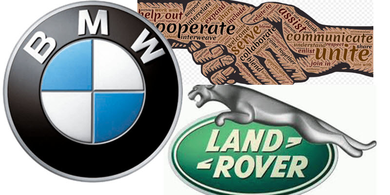 ЕлектоАЛЬЯНС: BMW + Jaguar Land Rover