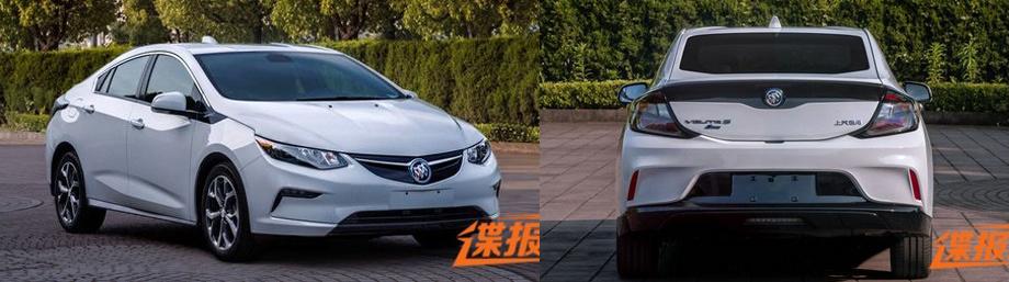 Buick Velite - це Chevrolet Volt для Китаю