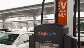 З'явиться мережа електрозаправок потужністю 400 кВт від ChargePoint