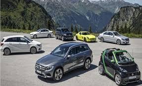 Концерн Daimler інвестує у електромобілі 10 млрд євро