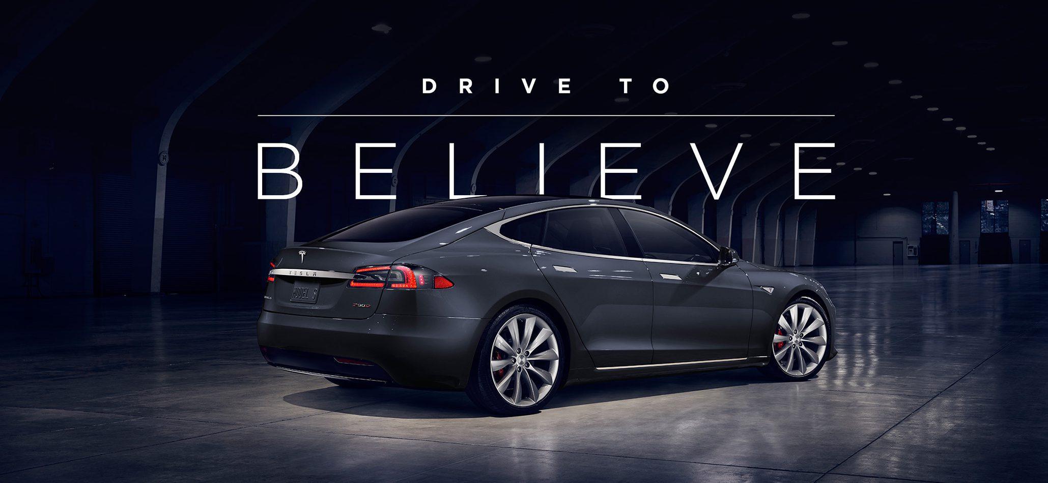 Компанія Тесла проводить цікаву програму для європейців