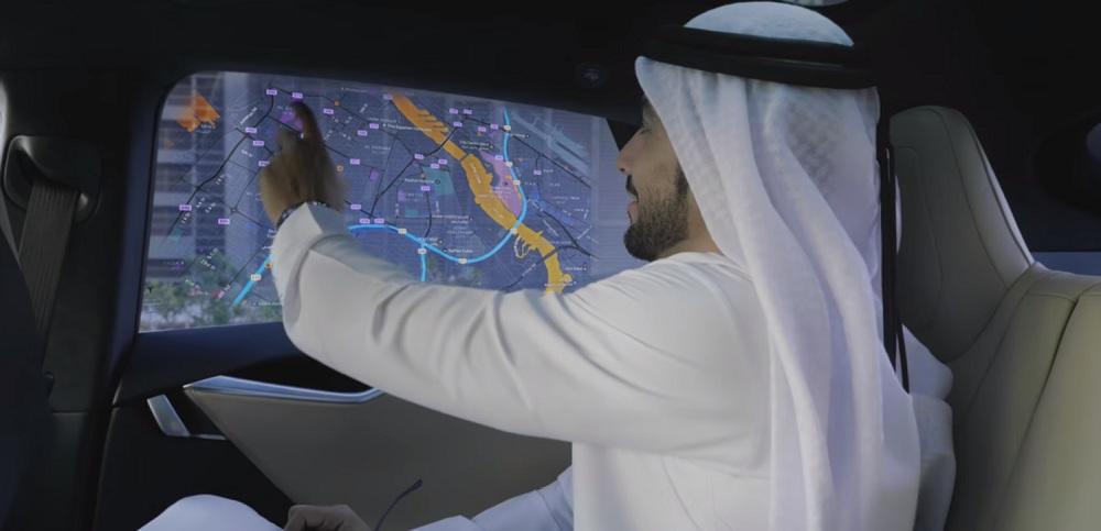 Дубаї запустять автопілот з Tesla Model S до 2030 року