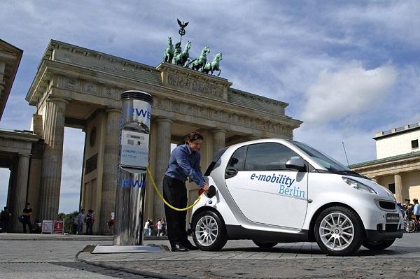У Німеччині доплати при купівлі електромобілів не справили очікуваного ефекту