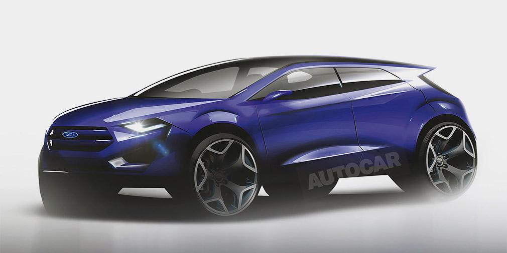 Перший електромобіль Ford побудують на платформі Focus