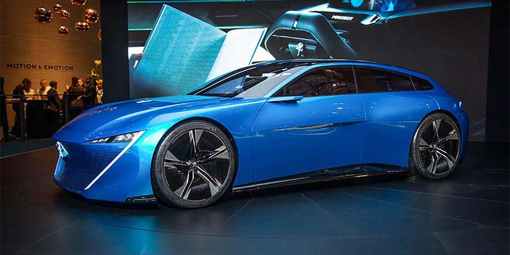 Компанія Peugeot представить новий електромобіль