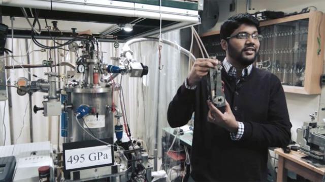 Створено металевий водень, який зможе збільшити продуктивність електромобілів