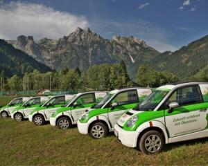 В Україні кількість електромобілів за 2016 рік збільшилася в 4 рази