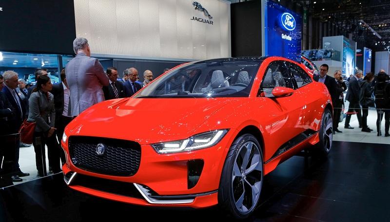 Перший електромобіль Jaguar