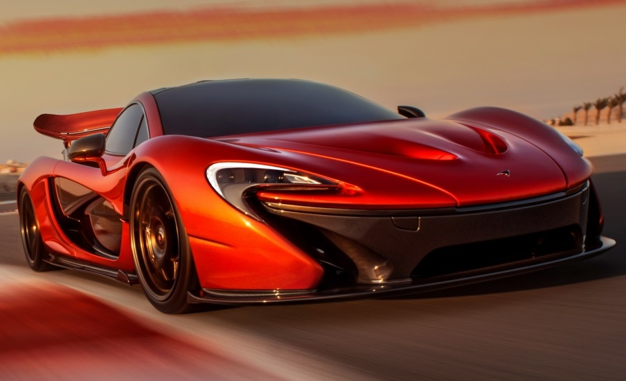 Електричний гіперкар від McLaren