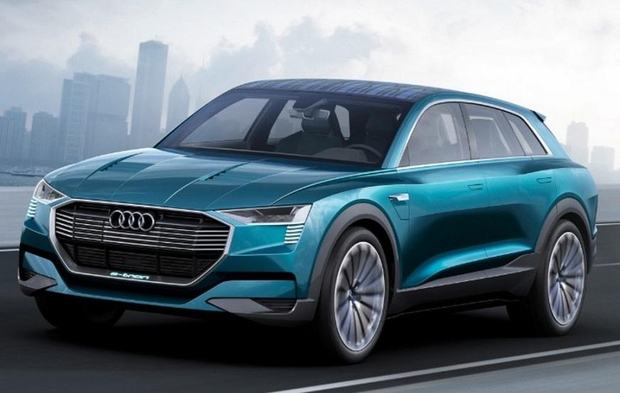 Електричний кросовер від Audi з'явиться на ринку в 2018 році