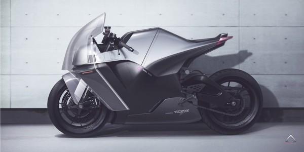 Camal Bold — новий електричний мотоцикл