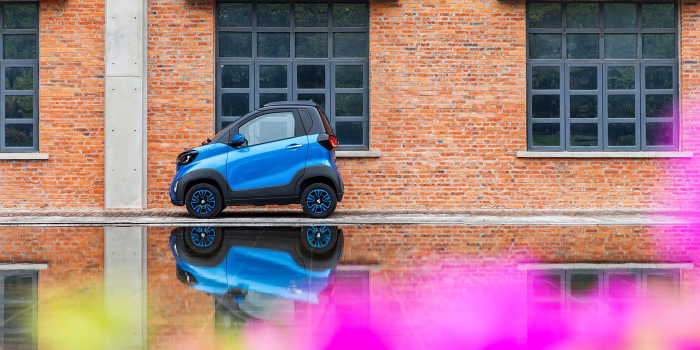 Китайці збільшили пробіг найдешевшого в світі електромобіля