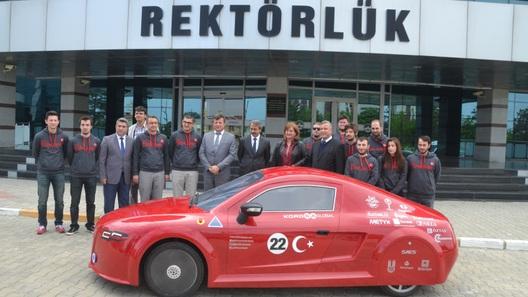 Турки створили електромобіль і заявили, що він кращий за Tesla