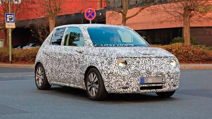 Honda покаже міський електромобіль Urban EV