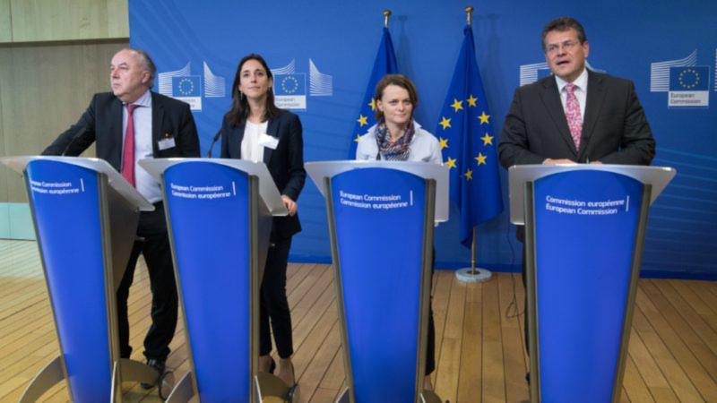 ЄС заявили про створення Альянсу виробників батарей електромобілів