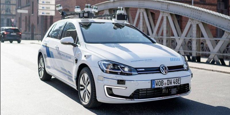 Ford буде випускати електричні авто на базі Volkswagen