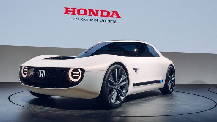Honda розробляє революційні акумулятори для електричних автомобілів