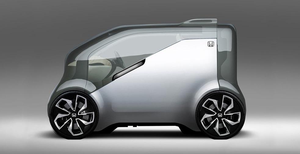 Електромобіль Honda NeuV з емоційним інтелектом