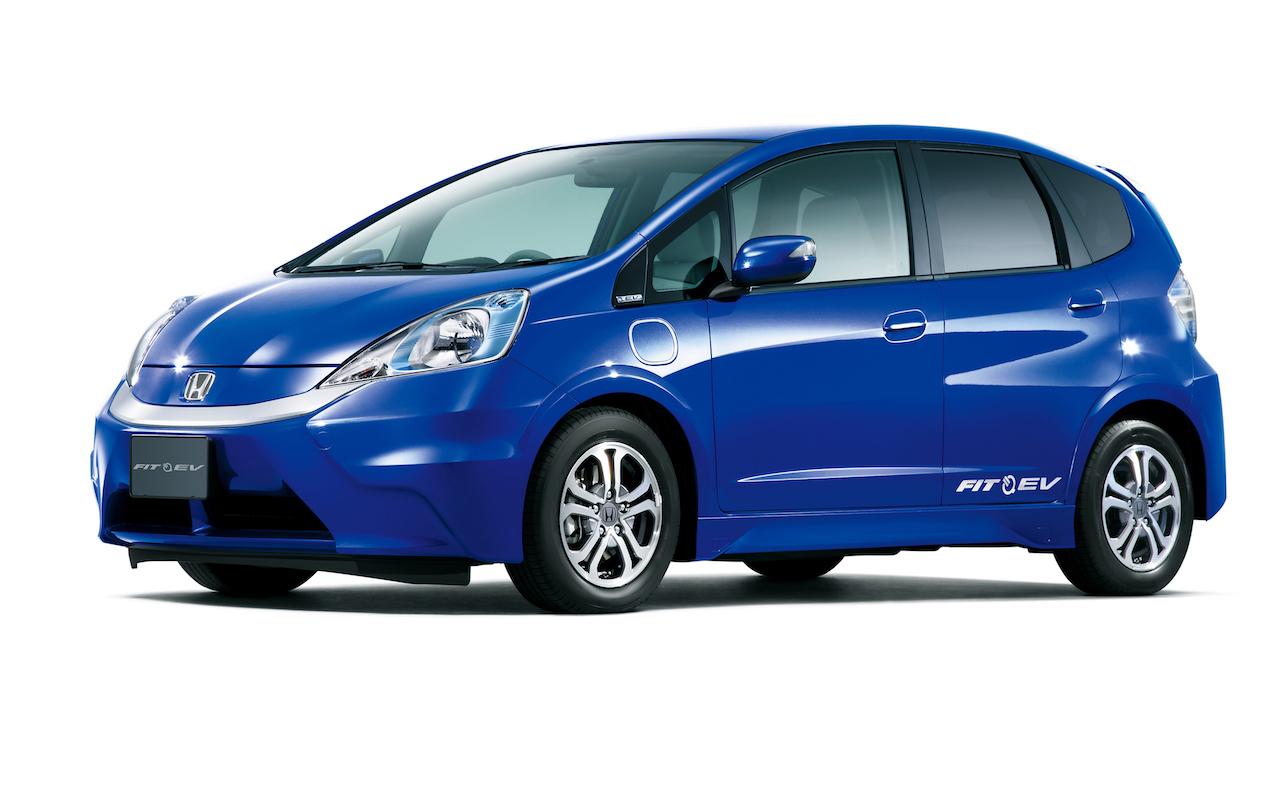 Honda побудує доступний серійний електромобіль Fit EV