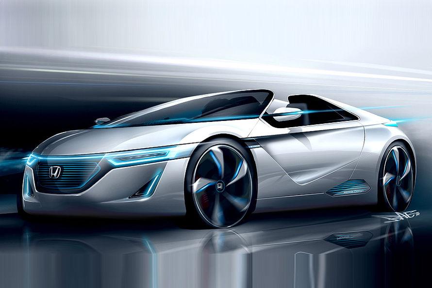 Електромобілі Honda зможуть заряджатися за 15 хвилин