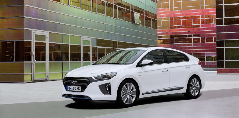 Hyundai Ioniq Electric 2017 - найефективніший електромобіль (EPA)