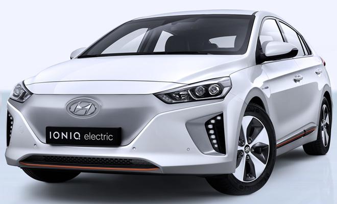 Електромобіль Hyundai IONIQ вже в Україні