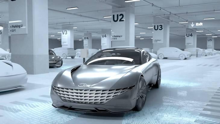 Hyundai і KIA розробили бездротову зарядку для електромобілів