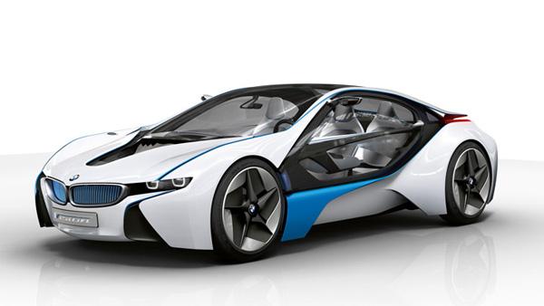 BMW i8 (БМВ і8)