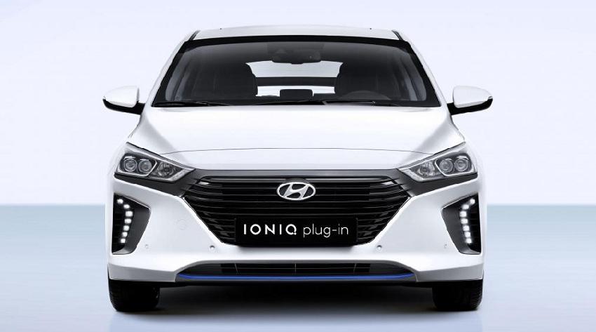 Hyundai Ioniq: електромобіль проти гібриду