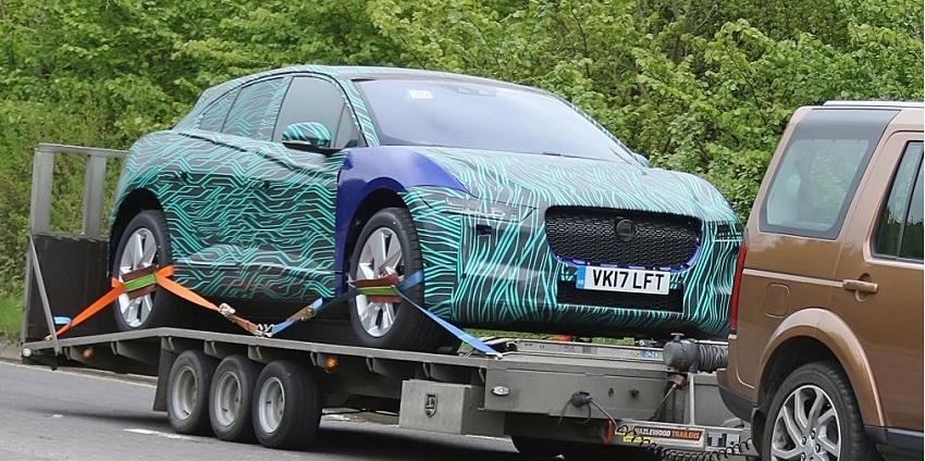 Електромобіль Jaguar: новинка розсекречена достроково
