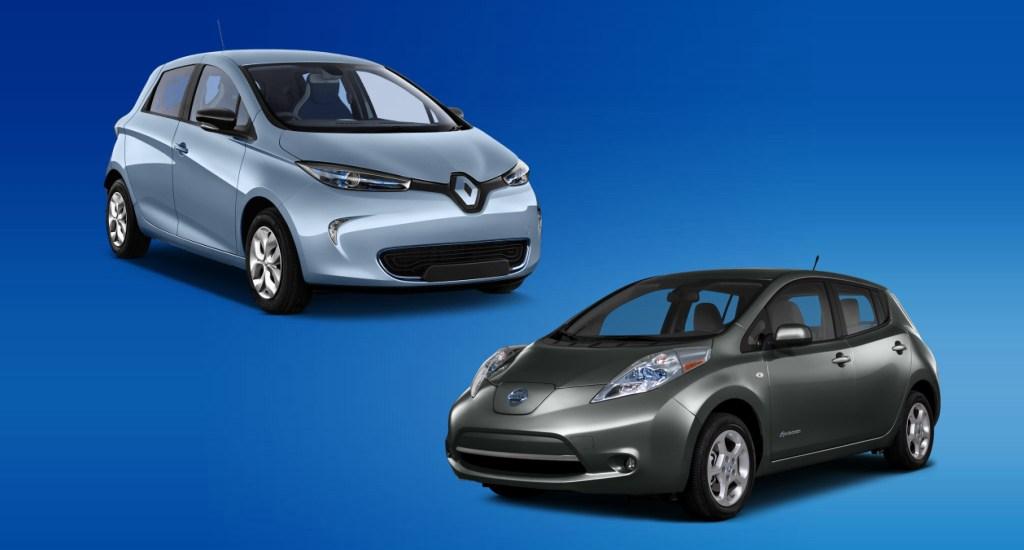 Renault і Nissan розроблять спільну платформу для своїх майбутніх електромобілів