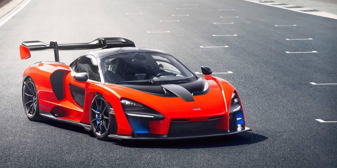 McLaren приступив до тестів електричного суперкара