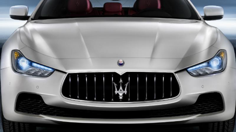Maserati випустить електромобіль до 2020 року