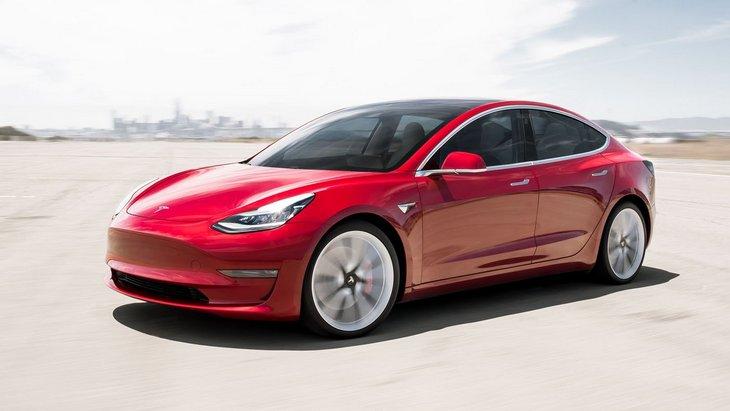 Tesla Model 3 і кросовер Model Y стануть